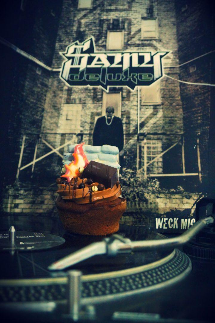 """Cupcakes inspiriert von Hip-Hop-Platten – """"Weck mich auf EP"""" von Samy Deluxe"""